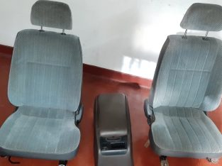 Toyota CR27 front seats for Van