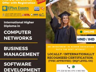 International / Higher National Diploma