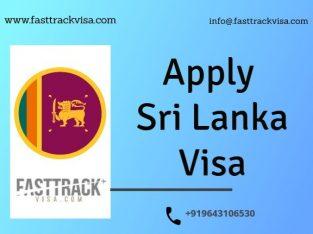 Apply Sri Lanka Visa