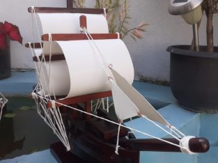 Modle woodn ship
