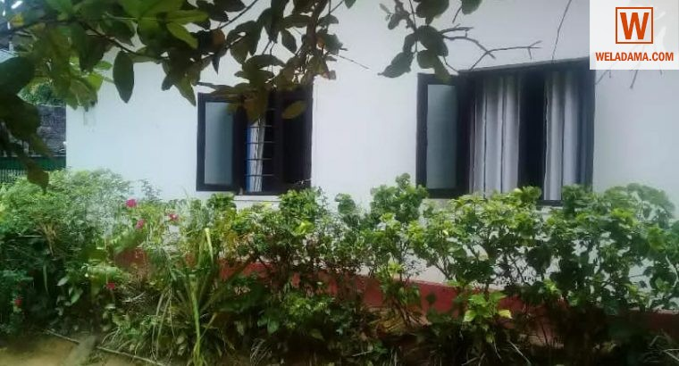 House with land sale in kandy