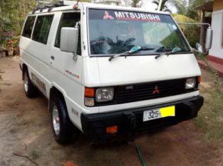 Mitsubishi L300 Delica Diesel