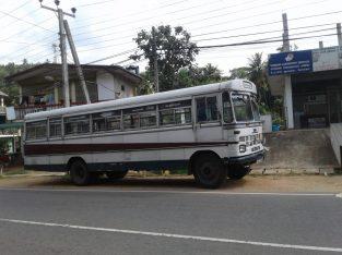 TATA Bus 2002 / බස් රථය