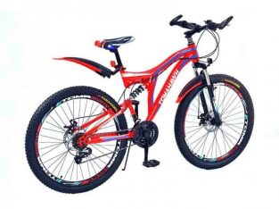 Mountain tomahawk bicycle size 24 ages 12 upwards