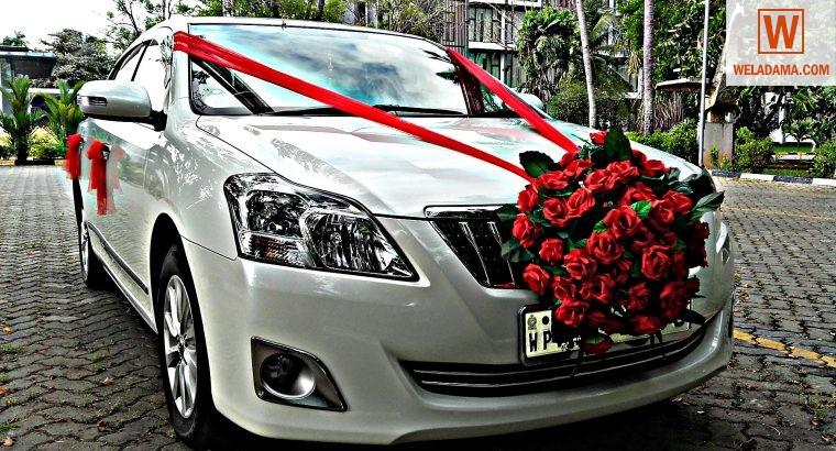Wedding Hire Premio Car
