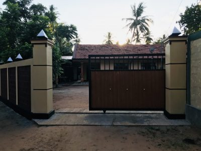 Home and land sale