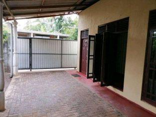 Annex for rent nittambuwa
