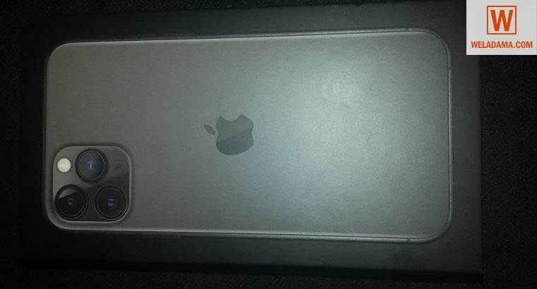IPhone 11 pro 256GB for sale!