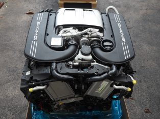 MERCEDES BENZ W205 C63AMG 2108 ENGINE