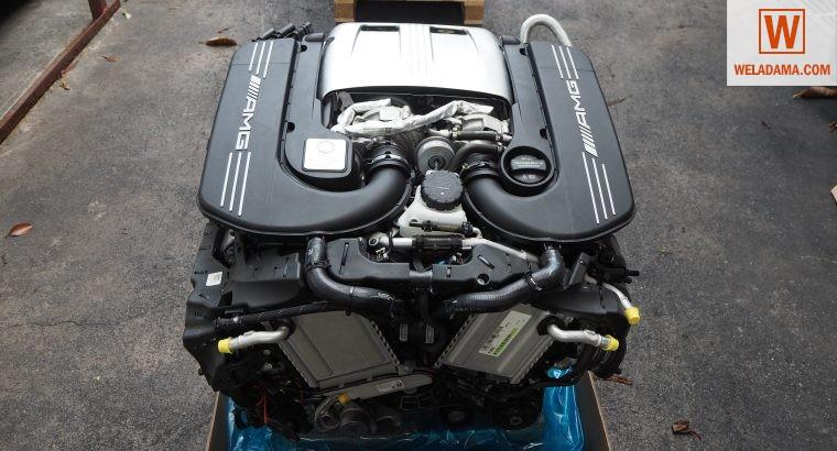 MERCEDES BENZ W205 C63AMG 2108 ENGINE