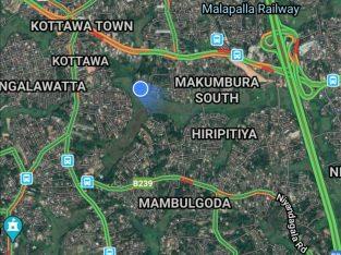 Land for sale in Makumbura