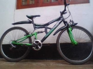 Tomahawk mountain bicycle