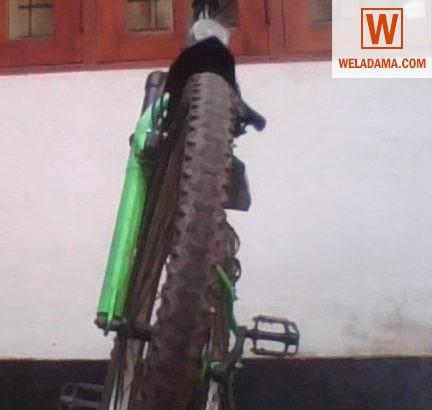 Tomahawk mountain bicycle
