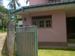 House for rent at Dodamgoda
