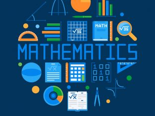 Maths classes from grade 1 to 9
