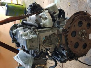 Toyota 1c Engine