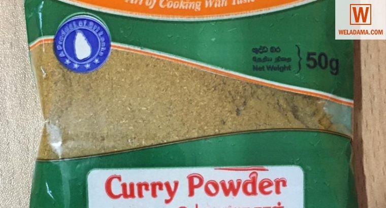 Abitha Curry Powder 50g