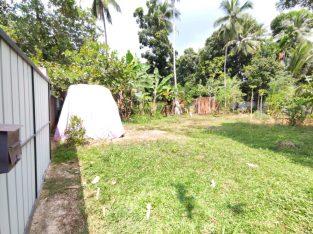 20 P Flat Square Land For sale in Katunayake