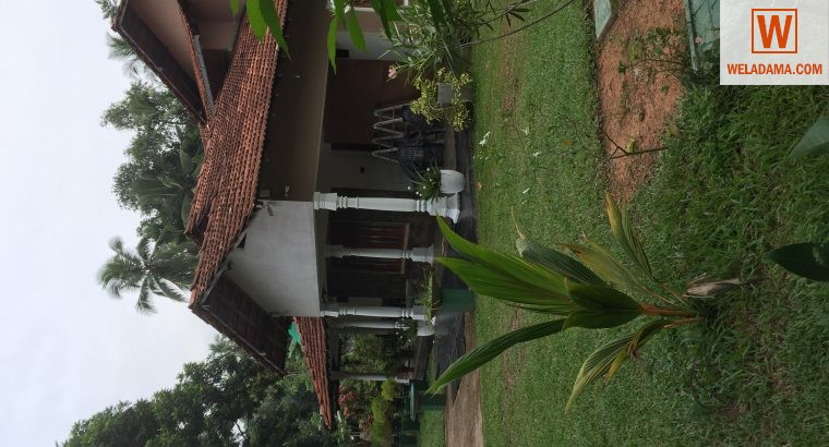 2 Storied House for Sale on a Flat & Square Land