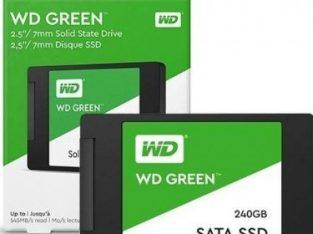 WD Green SSD BRAND NEW