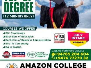 Top up Degree