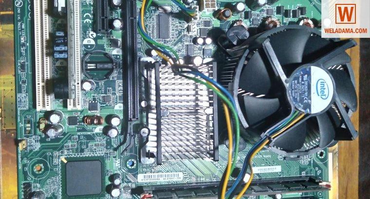Duel Core desktop pc
