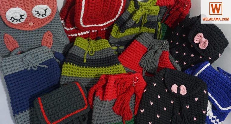 Hand Bags & Back Packs