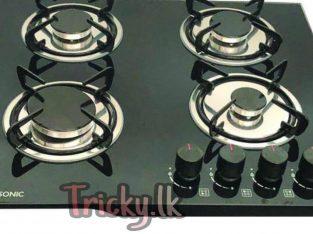 Four Burner gas cooker