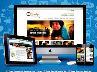 Online Shopping Website Creation