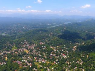 Valuable land for sale in Kandy.