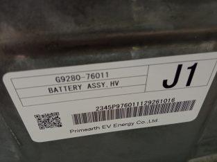 Prius Hybrid Battery pack