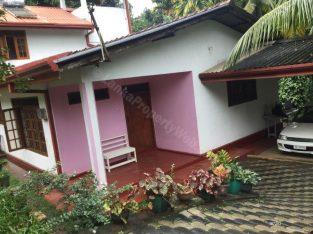 A house for rent @ Katugastota