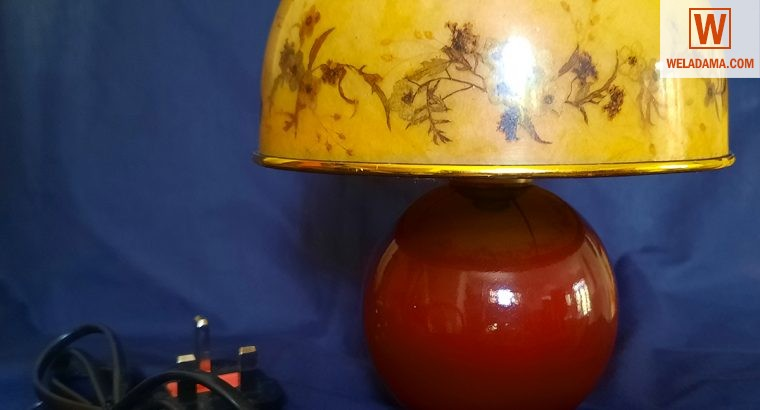 Pregnancy Mama's bedside table lampshade