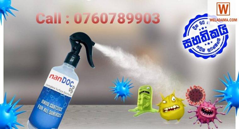 Nan Doc Surface Disinfector