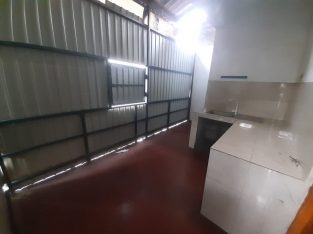 Upstair annex for rent in Malabe (Arangala)