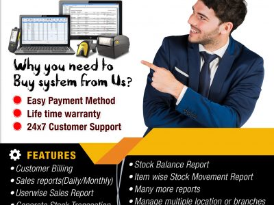 Online Sales and Inventory System