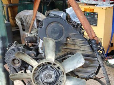 Toyota 1c Complete Engine for Van