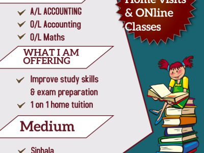 AL ACCOUNTING OL COMMERCE AND MATHS